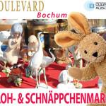 Der Kartenvorverkauf für Floh- und Schnäppchenmarkt1 2016 auf dem Boulevard Bochum beginnt ab dem 17. Mai
