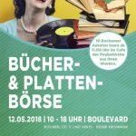 12.05.2018 Bücher & Plattenbörse