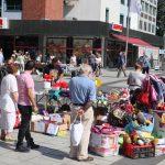 Impressionen vom Flohmarkt- und Schnäppchenmarkt 18.08. 2018