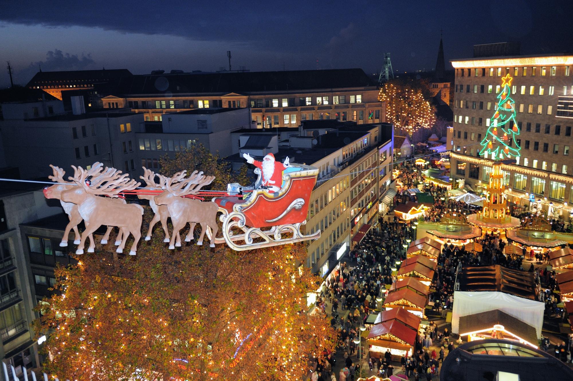 Bochumer Weihnacht 2013