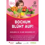 23.03.2019 - Bochum blüht auf! Frühling in der City