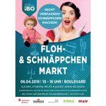 06.04.2019 - Flohmarkt & Schnäppchenmarkt