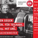 29.06.2019 - Jubiläumsfest der AWO Ruhr-Mitte in der Bochumer Innenstadt