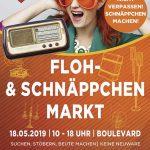 18.05.2019 - Flohmarkt & Schnäppchenmarkt