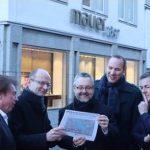 Interview Gestaltungsleitlinien Marc Mauer - IBO mit Bernd Lehwald Radio - Bochum